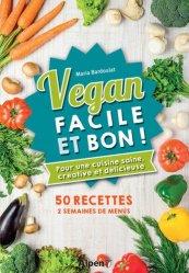 Vegan facile et bon ! - alpen - 9782359344721 -