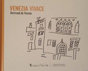 Venezia vivace - Les éditions du Mont-Ailé - 9782379080081 -