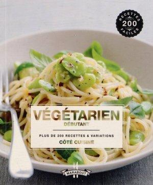 Végétarien débutant - Marabout - 9782501093231 -