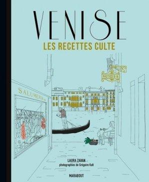 Venise. Les recettes culte - Marabout - 9782501142434 -