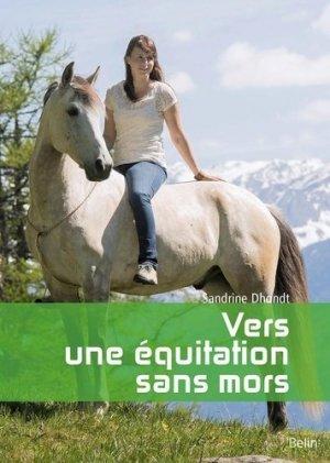 Vers une équitation sans mors - belin - 9782701159614 -