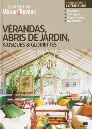 Vérandas, abris de jardin - massin - 9782707206985