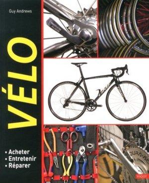 Vélo - vigot - 9782711422449 -