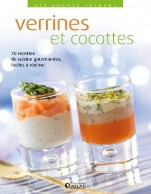 Verrines et cocottes - Glénat - 9782723481588 -