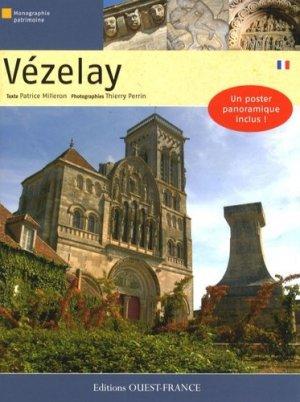 Vézelay - Ouest-France - 9782737341663 -
