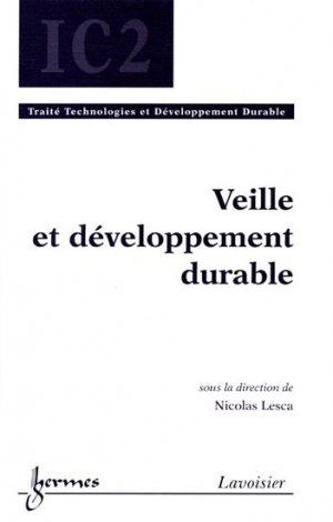 Veille et développement durable - hermès / lavoisier - 9782746221147 -