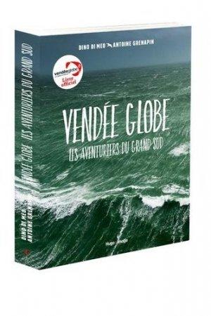 Vendée Globe - hugo - 9782755684674 -