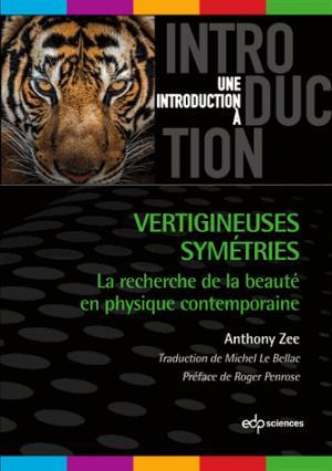Vertigineuses symétries - edp sciences - 9782759821259 -
