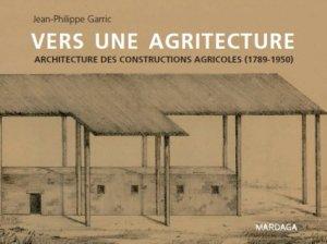 Vers une agritecture - mardaga - 9782804702007 -