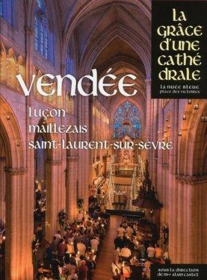 Vendée. Luçon, Maillezais, Saint-Laurent-sur-Sèvre - place des victoires - 9782809914535 -