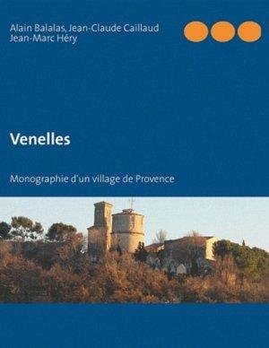 Venelles - Books on Demand Editions - 9782810624782 -
