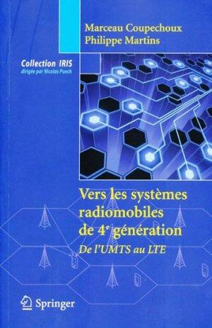 Vers les systèmes radiomobiles de 4e génération - springer - 9782817800844 -