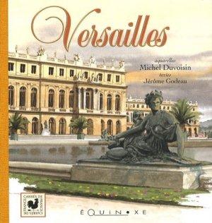 Versailles - equinoxe - 9782841356591 -