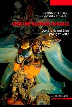 Vers une plongée durable - ancre de marine - 9782841414307 -