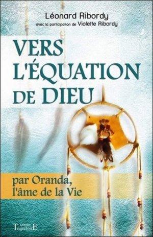 Vers l'équation de Dieu - Trajectoire - 9782841976508 -