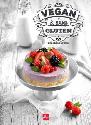 Vegan et sans gluten - la plage - 9782842214920 -