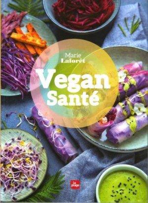 Vegan santé - la plage - 9782842214999 -