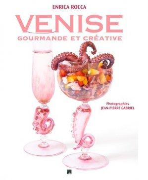 Venise gourmande et créative - des falaises - 9782848113159 -