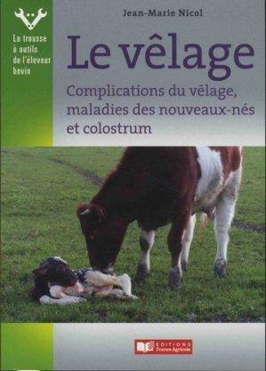 Vêlage - france agricole - 9782855575919 -