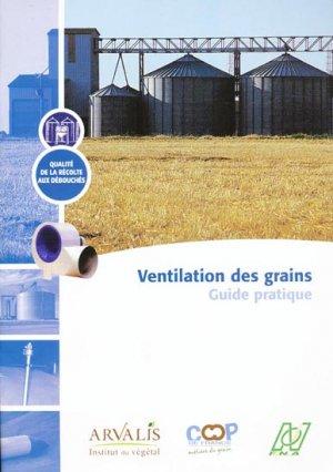 Ventilation des grains - arvalis - 9782864928645 -