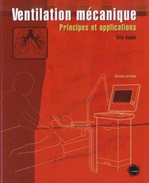 Ventilation mécanique - ccdmd (canada) - 9782894703298 -