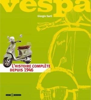 Vespa - art et images - 9782913952621 -
