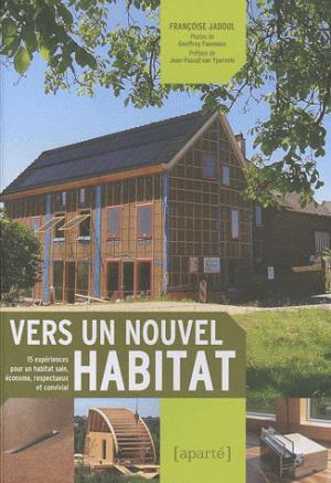 Vers un nouvel habitat - aparte - 9782930327259 -