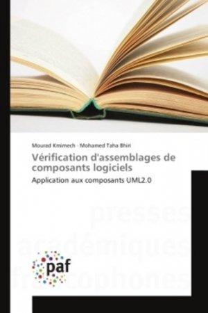 Vérification d'assemblages de composants logiciels - presses académiques francophones - 9783841621726 -