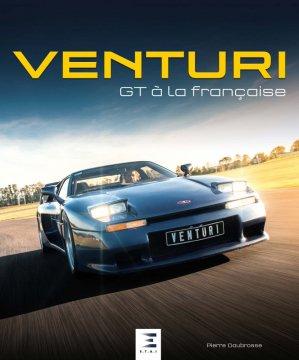 Venturi - etai - editions techniques pour l'automobile et l'industrie - 9791028304287 -