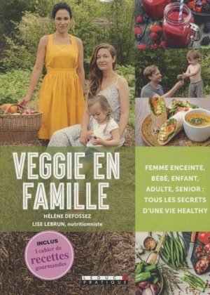 Veggie en famille ! - leduc - 9791028511692 -