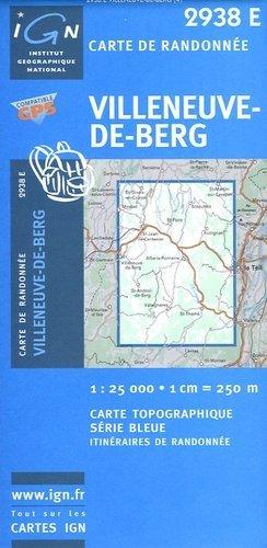 Villeneuve-de-Berg - ign - 3282112938243 -
