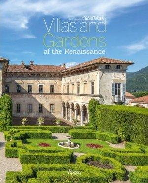 Villas and Gardens of the Renaissance - rizzoli - 9780789339928 -