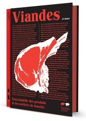 Viandes - Hachette - 9782012315655 -
