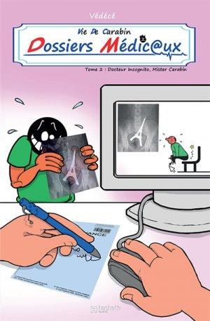 Vie de carabin : dossiers médicaux, tome 2 - hachette - 9782016252284 -