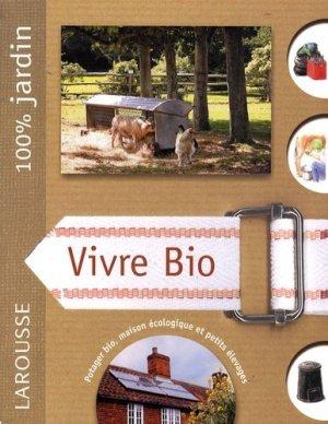 Vivre bio - larousse - 9782035838230 -