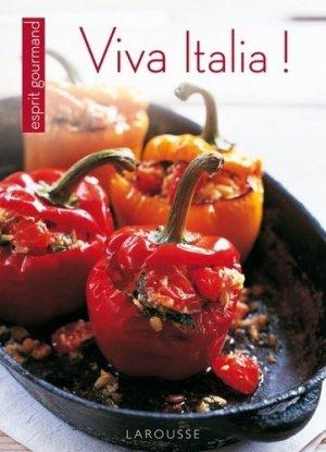 Viva Italia ! - Larousse - 9782035869371 -