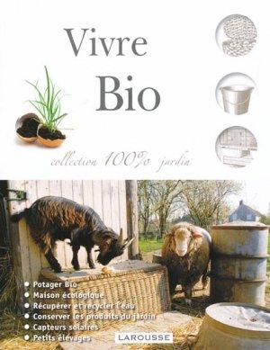 Vivre bio - larousse - 9782035883933 -