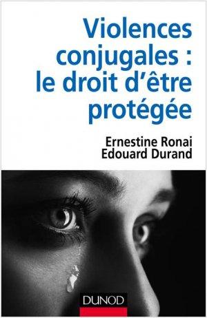 Violences conjugales - dunod - 9782100769575 -