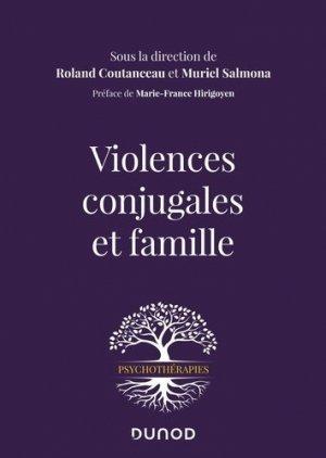 Violences conjugales et famille - Dunod - 9782100810055 -