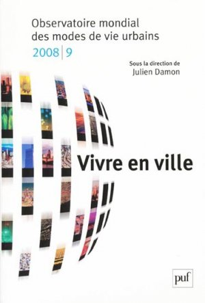 Vivre en ville - puf - presses universitaires de france - 9782130568841 -