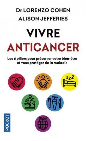 Vivre anticancer - pocket - 9782266295864 -