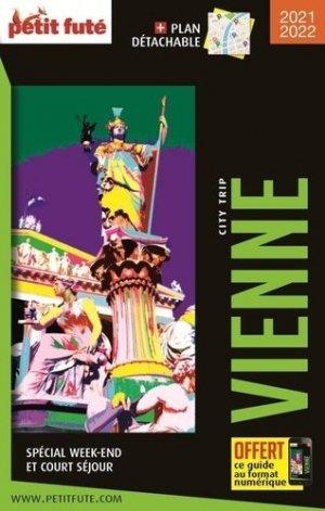 Petit Futé Vienne - nouvelles éditions de l'université petit futé - 9782305043678 -