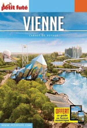 Vienne - nouvelles éditions de l'université petit futé - 9782305052977 -
