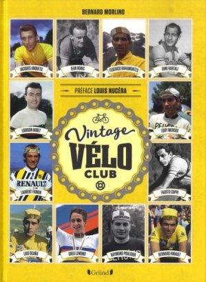 Vintage vélo club - Gründ - 9782324025129 -