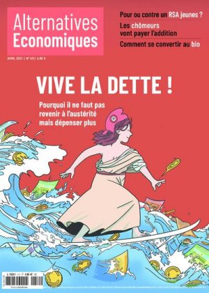Vive la dette ! - Alternatives économiques - 9782352402824 -
