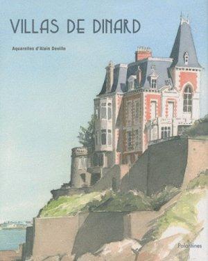 Villas de Dinard - Editions Palantines - 9782356780409 -