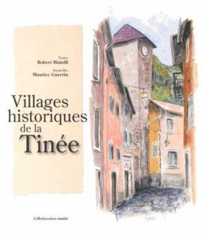 Villages historiques de la Tinée - gilletta - 9782359560299 -
