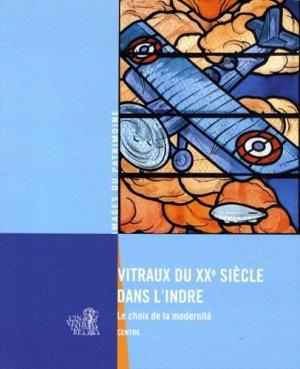 Vitraux du XXe siècle dans l'Indre - lieux dits - 9782362190513 - majbook ème édition, majbook 1ère édition, livre ecn major, livre ecn, fiche ecn