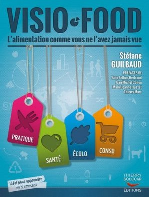 Visio-Food - thierry souccar - 9782365490146 -