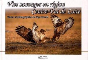 Vies sauvages en région Centre-Val de Loire - du jeu de l'oie - 9782368310694 -